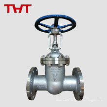 RS WCB flange Rising stem api stem gate valve cast iron